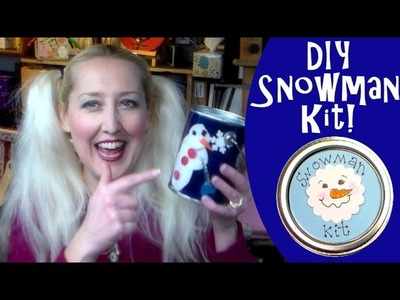 Do You Want To Build A Snowman? {Kit}
