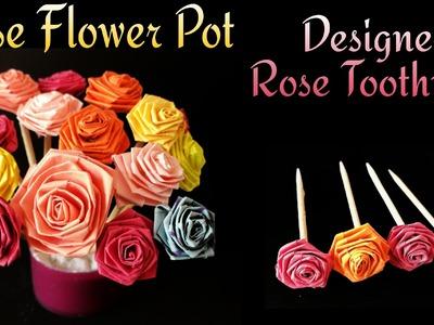 "How to make a miniature ""Rose"