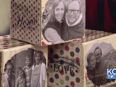 KCL - How to make a Valentine's Day Photo Cube