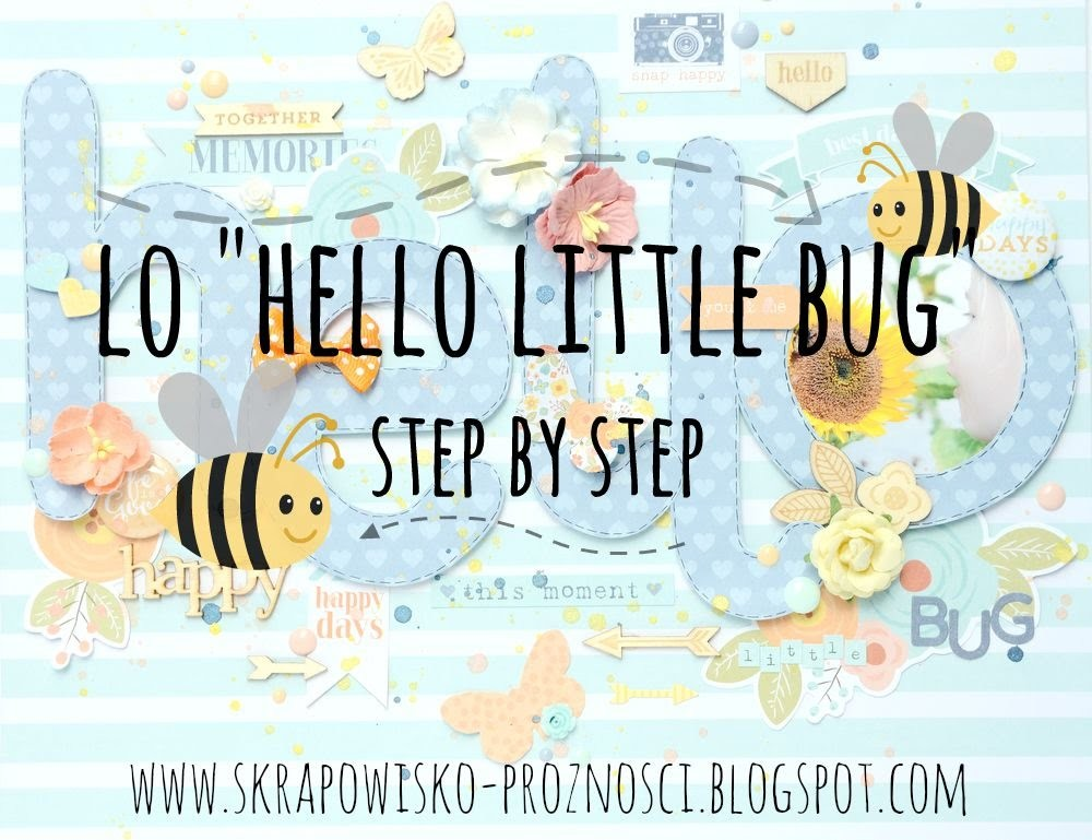 """LO """"Hello little bug"""" step by step"""