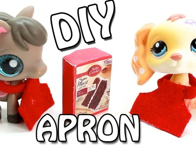 LPS - DIY Kitchen Apron