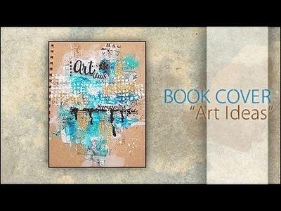 Mixed Media ~ Art Ideas Book Cover