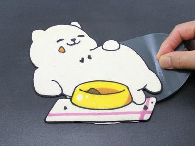 Neko Atsume Cat Pancake - Tubbs