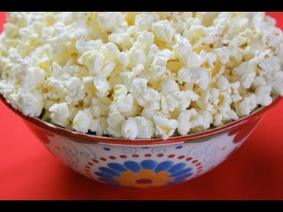 Quick & Easy Kettle Corn - Takes 5 minutes!