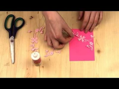 Quick make - create a Mother's Day card!