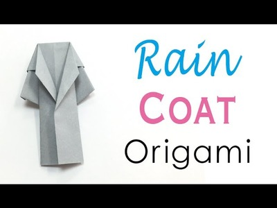 Rain Coat Outer Easy How To - Origami Kawaii