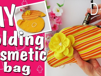 The Makeup Bag DIY Tutorial