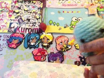 Örgü oyuncak Spiderman – 10marifet.org | 300x400