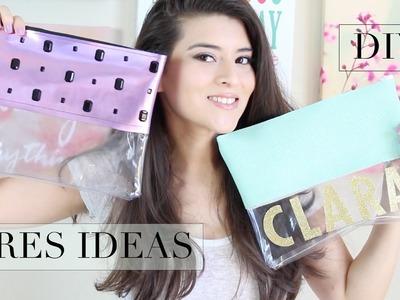 DIY - CREA TU COSMETIQUERA - NECESER  | Fashion Riot
