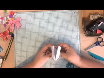 DIY Embellishments  - Paper Bows