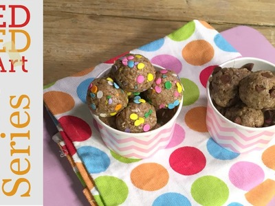 Easy (No Bake) Energy Balls Healthy Snacks for Kids with My Fussy Eater