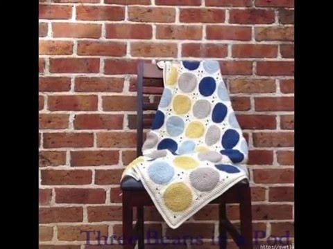 Crochet Patterns| for free |Crochet Baby Blanket| 610