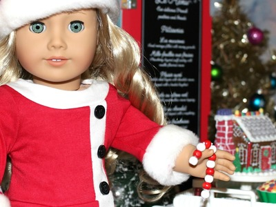 DIY American Girl Candy Canes