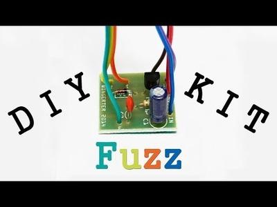 DIY Fuzz Kit - Guitar Pedal