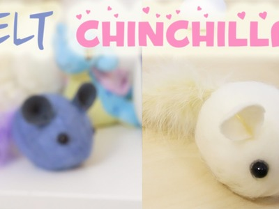 How to Make ♡ Chinchillas ♡