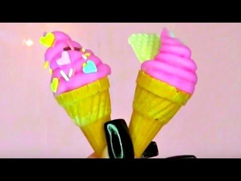 Kracie Popin Cookin Mini Ice Cream Shaped Candy DIY Soft Ice Cream Candy