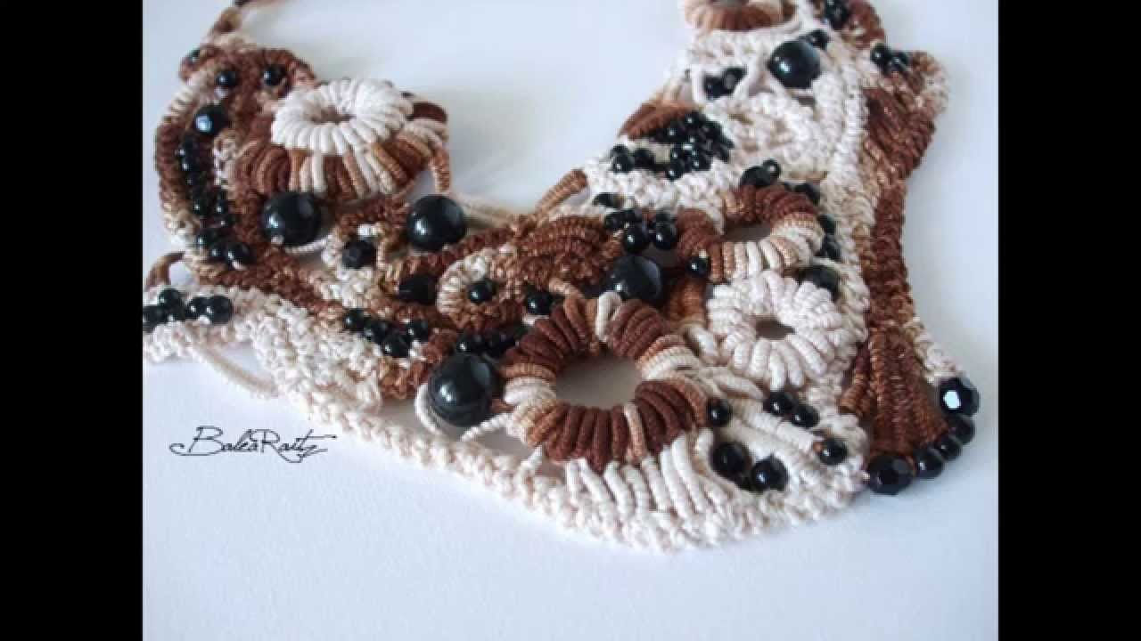 Romanian Point Lace Crochet bullion