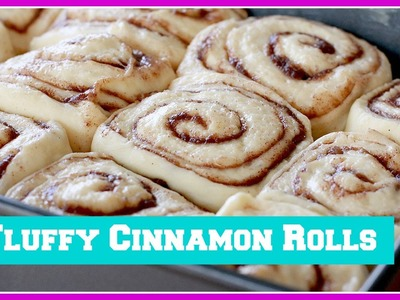 The Fluffiest Cinnamon Rolls Recipe That Ever Lived