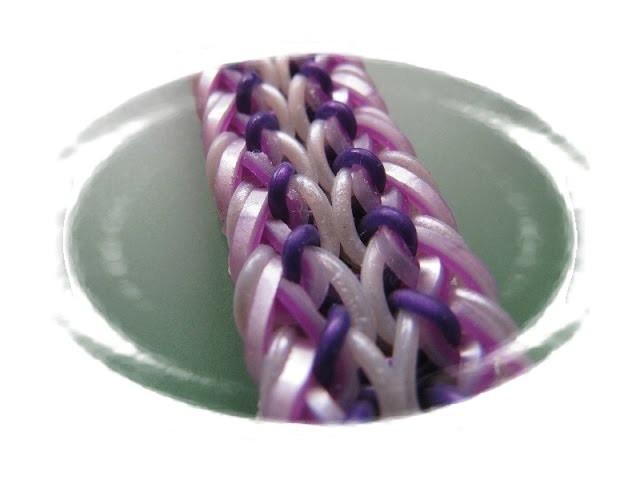WHIMSY Hook only bracelet tutorial (Advanced)
