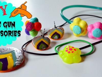 DIY crafts: Glue gun Ornaments & Accessories