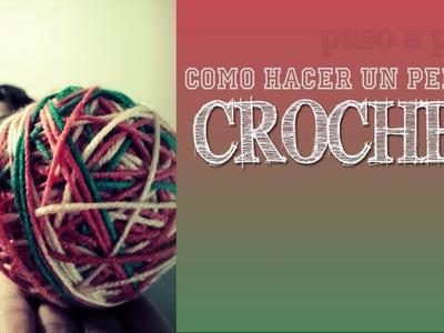 Pelota Crochet Paso a Paso