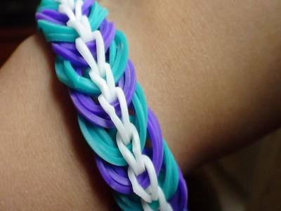Triple link chain con una pinza
