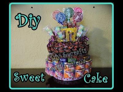 Diy. Sweet cake