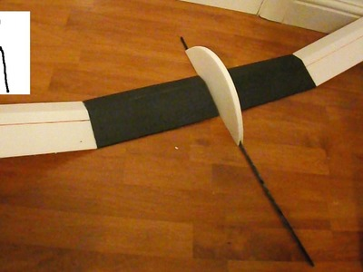 Another Polystyrene Pizza Tray Aircraft - part #1