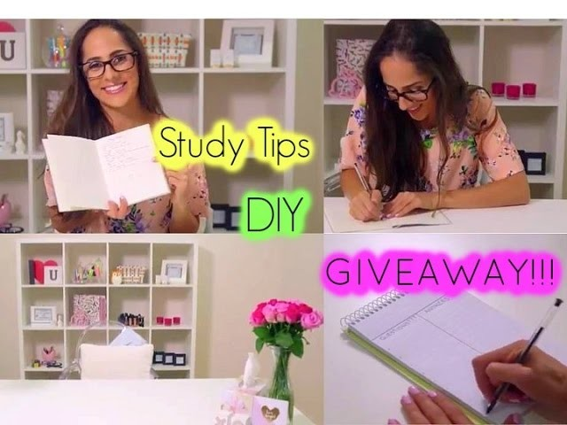 Highly Effective Study Tips To Get Straight A's!