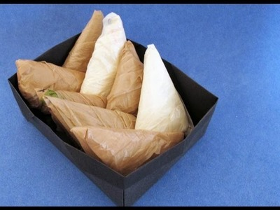 How to Fold Plastic Bags for Easy Storage and Travel