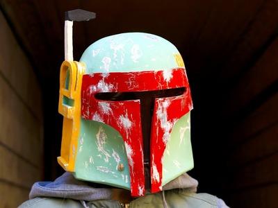 How to make Boba Fett Helmet