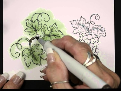 Step by Step Italiana Riviera Collection Card Tutorial - Robin Tharaldson