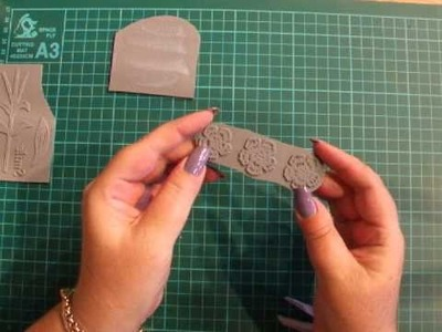 15. How to quickly make any unsticky Rubber Stamps sticky