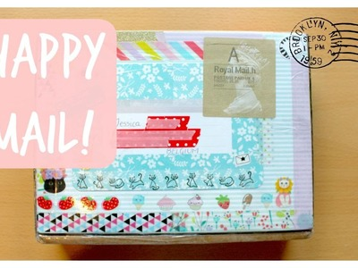 Aly's happy mail (UK) | Stationery & planner goodies