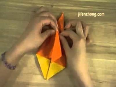 Origami Curlicue Origami Kannada Curlicue Origami Kannada