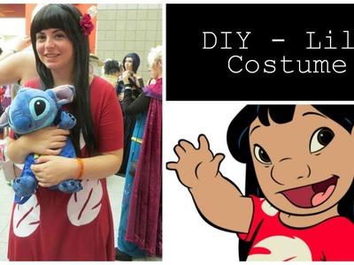 DIY - Lilo Costume