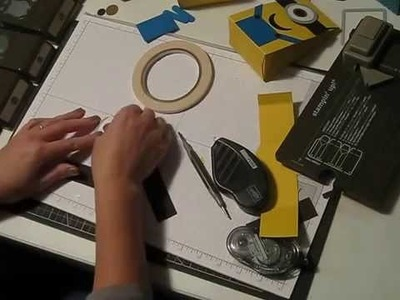 How to create Minion Gift Bags