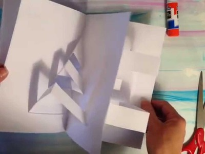 How to make a pop up Book