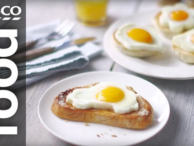 How to Make Fun Fried Eggs with Cookie Cutters | Tesco Food