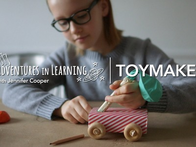 Making Toys with Kids | Adventures in Learning | PBS Parents