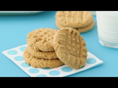 The Chewy & Crunchy Peanut Butter Cookie