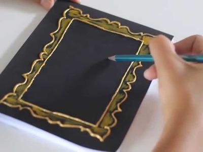 DIY: Capa de caderno!