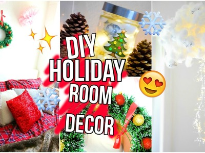 DIY HOLIDAY ROOM DECOR I maikekrombach