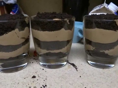How to Make Chocolate Oreo Mousse