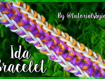 IDA bracelet tutorial | loom