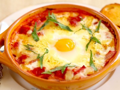 Italian Baked Eggs  - Gemma's Bold Baking Breakfast Recipes Episode 3