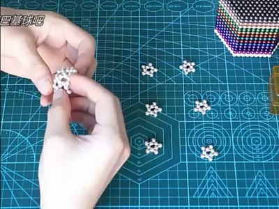 TUTORIAL mesh sphere 1set ( Zen Magnets, Neoballs, Buckyballs, Nanodots, Neocube)