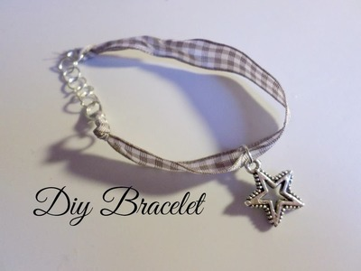 DIY : Bracelet facile