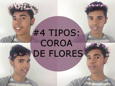 DIY: COROAS DE FLORES