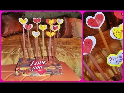 DIY. Valentine's Day gift. Poklon za dan zaljubljenih. Regalo para el dia de San Valentin